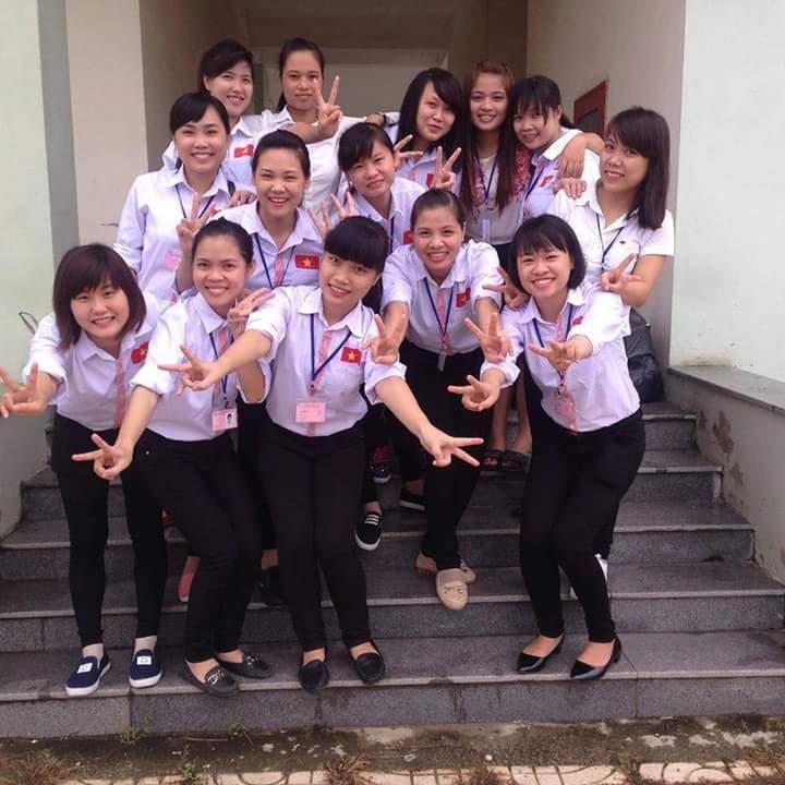 thực tập sinh Nhật Bản tại HCM