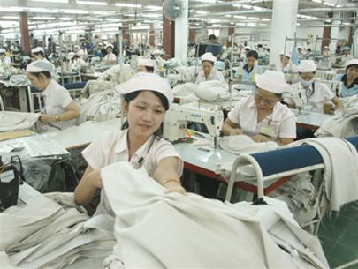 việc làm lao động xuất khẩu ở Vĩnh Phúc