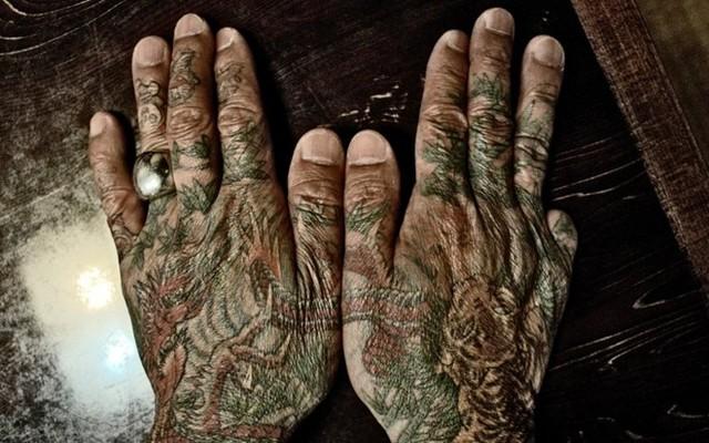 Nhật Bản: nghi lễ chặt ngón tay