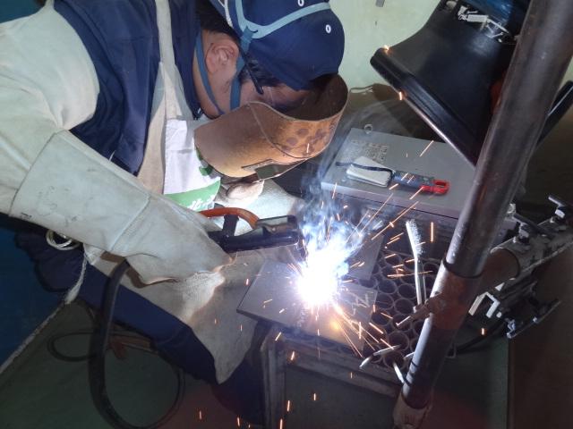 đơn hàng 6 nam làm hàn xì lương cao tại Nhật Bản
