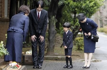 Trẻ em Nhật Bản được dạy tính cách đầu tiên