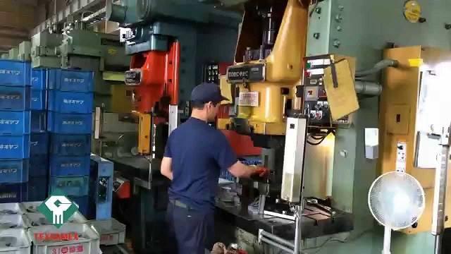 Làm dập kim loại tại Nhật Bản