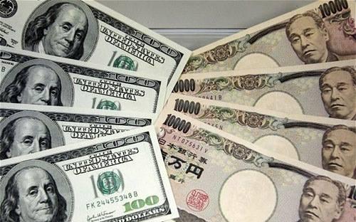 Yên Nhật sẽ vượt đồng USD trong năm 2016