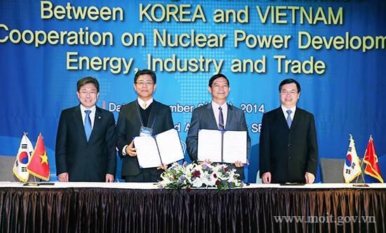 Kí kết hợp tác xuất khẩu lao động sang Hàn Quốc