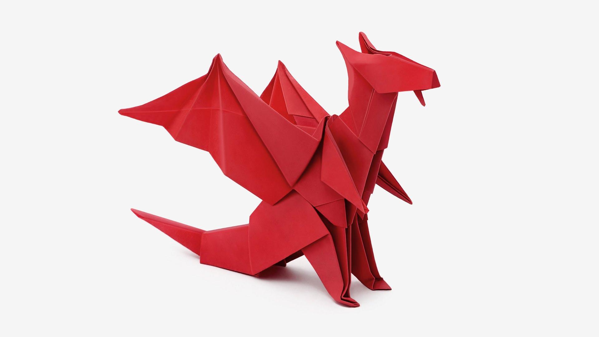 origami hình tồng