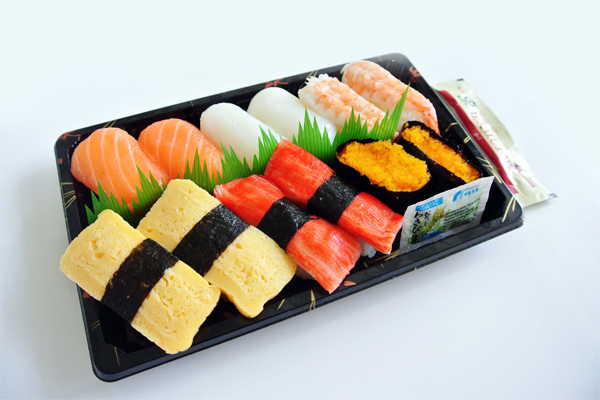 Sushi gói Oshisushi