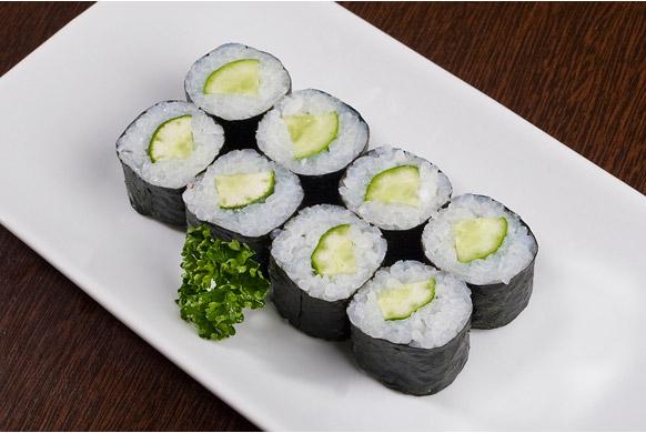 Sushi cuộn Makizushi