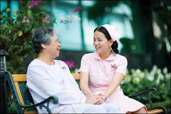 Nhu cầu tuyển điều dưỡng làm việc tại các viện dưỡng lão tại Nhật Bản rất lớn