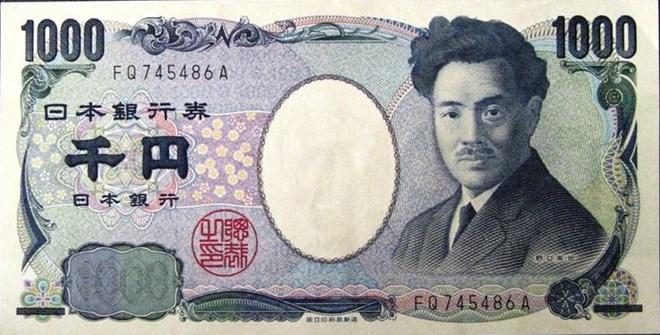 (Tiền Yên Nhật Bản trên bản giấy) Tờ 1000 yên