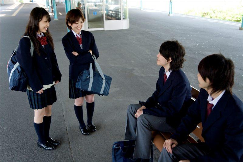 Lên trung học, học sinh Nhật học cách tiêu tiền lớn hơn