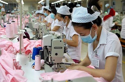 Lao động Nhật Bản làm may mặc lương ổn định 30tr/tháng