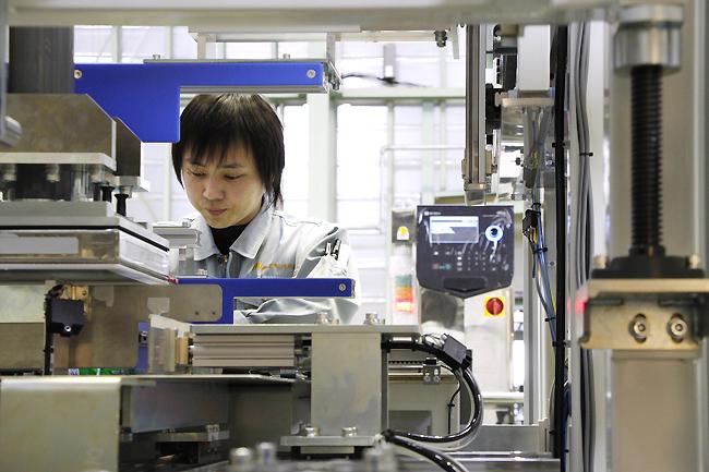 Kỹ sư cơ khí làm ở Chiba Nhật Bản