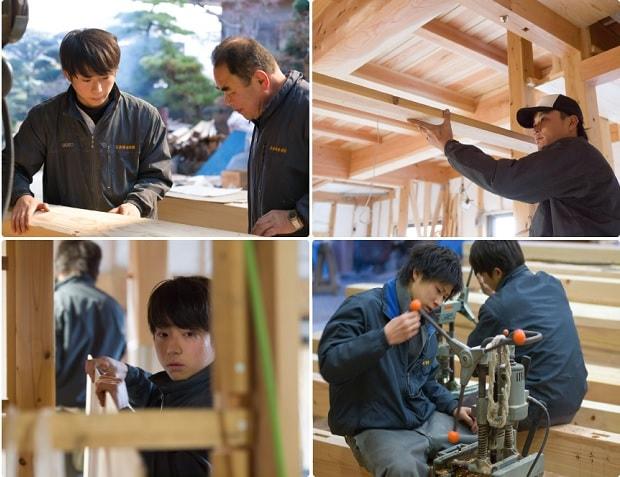 Đơn hàng kỹ sư xây dựng Nhật Bản