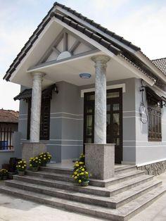 Ngôi nhà được xây dựng bằng thu nhập làm việc tại Nhật của anh Tuấn Anh
