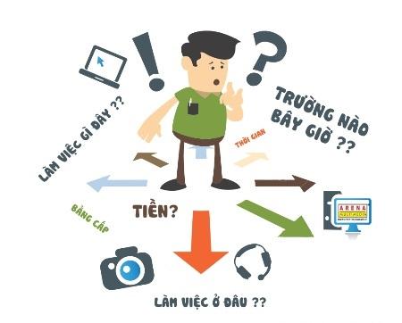Tình trạng thừa thầy thiếu thợ tại Việt Nam