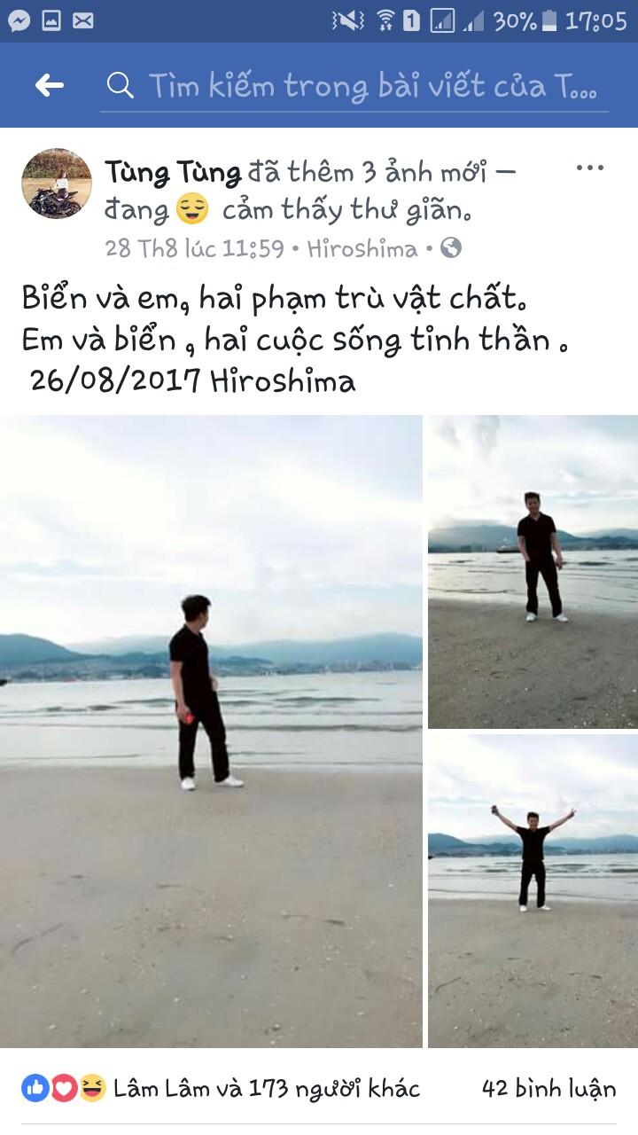Đi dạo bờ biển và ngắm bình minh