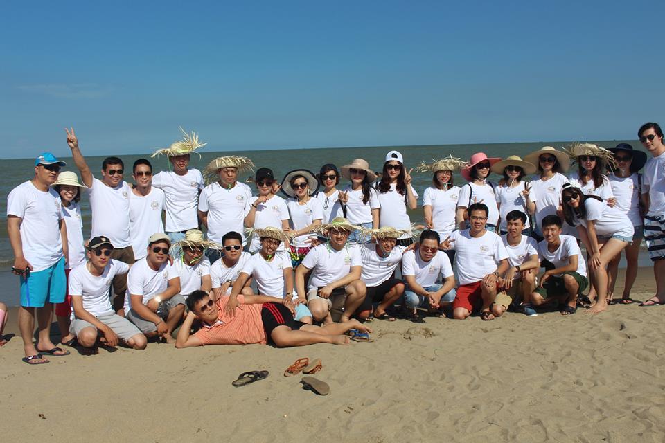 Khối tuyển dụng công ty đi du lịch biển 2017