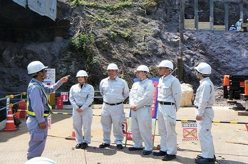 Kỹ sư xây dựng Nhật Bản thu hút được nhiều sự quan tâm của các bạn trẻ