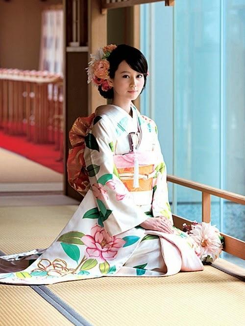 Chu đáo mà kiêu sa - đó chính là phụ nữ Nhật Bản