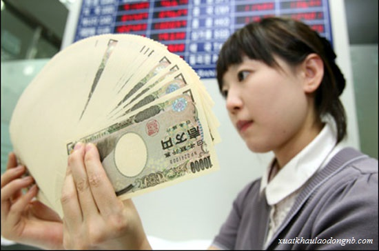 Tiền yên Nhật có giá trị cao hơn hẳn đồng Việt Nam