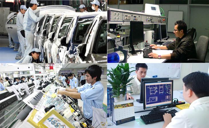 Kỹ sư cơ khí Nhật Bản là đam mê của rất nhiều bạn trẻ