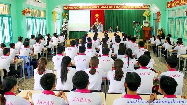 Đồng tháp đăng ký đi lao động Nhật Bản rất đông