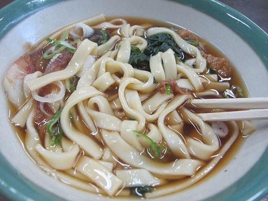 Đến Aichi phải ăn món mì Shisimen nổi tiếng