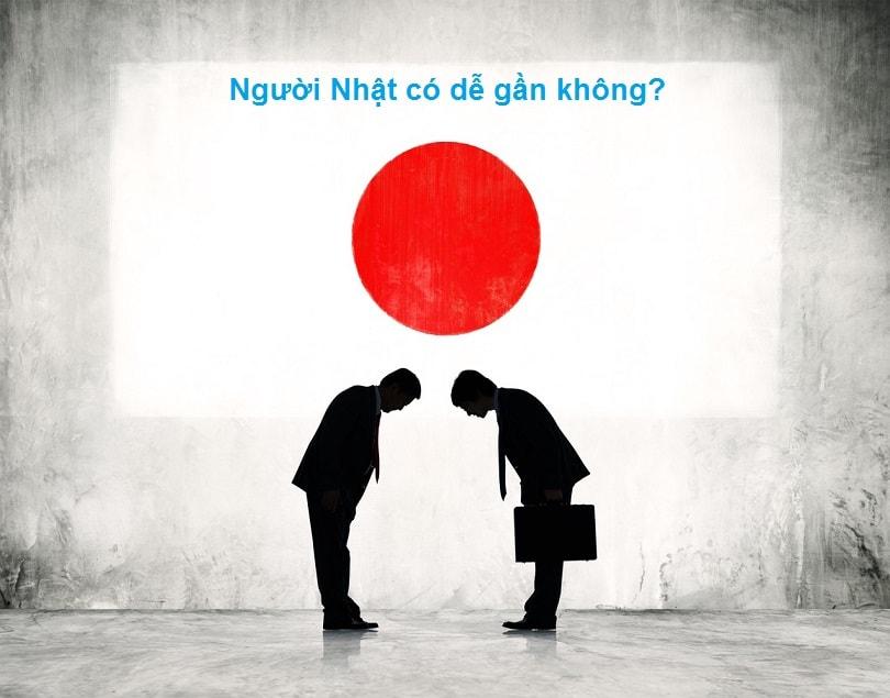 Người Nhật Bản có dễ gần với người Việt không?