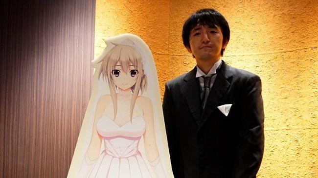 """Trai Nhật """"ế"""" phải chọn cách làm đám cưới ảo"""