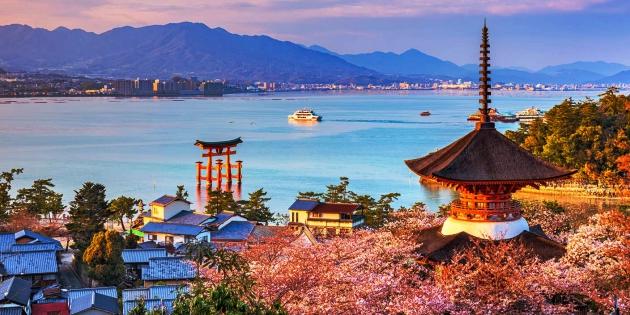 Khu vực Chugoku của Nhật Bản