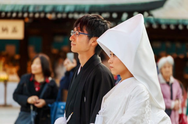 Nữ giới Nhật Bản mong muốn được kết hôn trước khi chạm mốc 30 tuổi