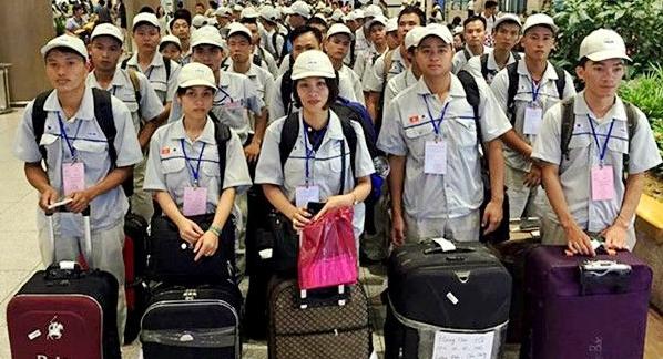 Xuất cảnh là bước được nhiều người mong chờ nhất trong toàn bộ quy trình đi xuất khẩu lao động Nhật Bản