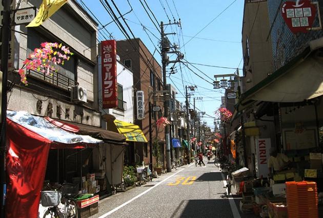 Tìm đường tại Nhật Bản nên nhìn từ định danh hành chính lớn nhất đến định danh hành chính nhỏ nhất