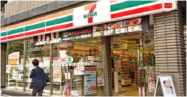 Kể tới những điều thú vị về Nhật Bản thì không thể không kể đến Hệ thống cửa hàng tiện lợi