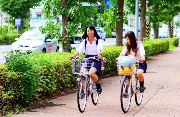 Khí hậu Nhật Bản từ tháng 6 đến tháng 8 oi nóng nhất trong năm