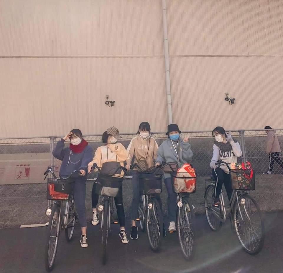Xe đạp là phương tiện được yêu thích nhất tại Nhật Bản