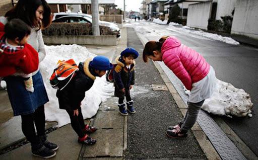 Luôn có quy tắc nhất định trong những phương pháp dạy con của người Nhật