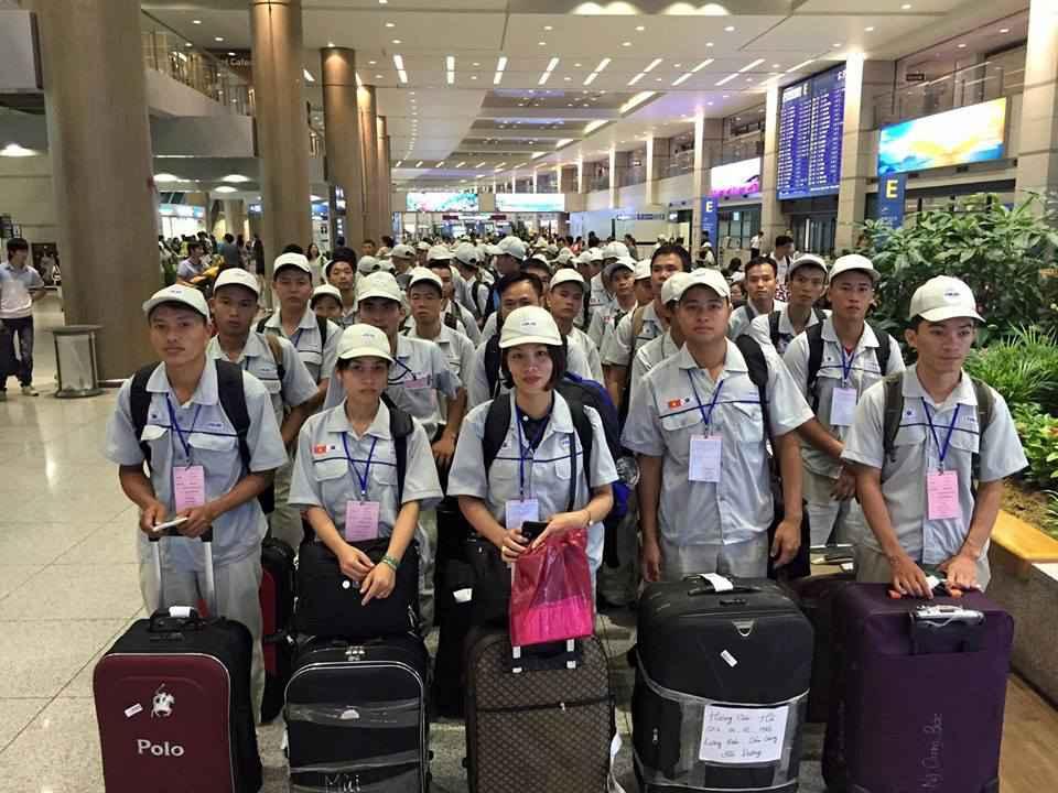 chuẩn bị hành lý tiết kiệm chi phí xuất khẩu lao động Nhật Bản