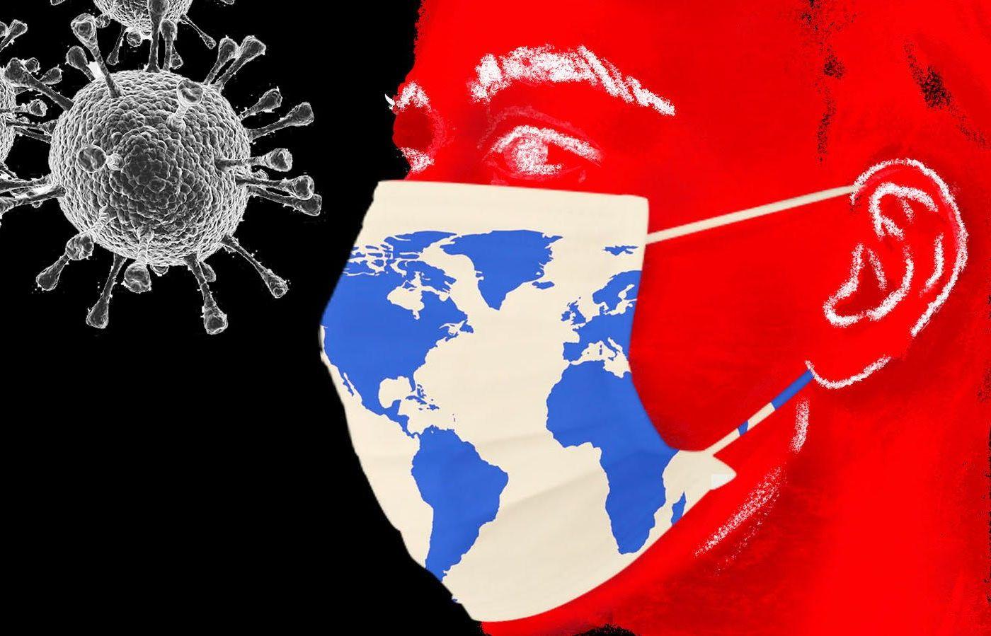 Nhiều quốc gia trên thế giới đang phải chống chọi với đại dịch kép: Covid-19 và cúm mùa. (Ảnh minh họa)