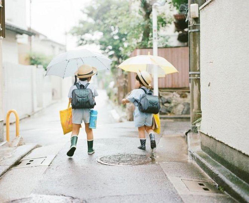 Trẻ em Nhật Bản được dạy phong cách sống tự lập từ nhỏ