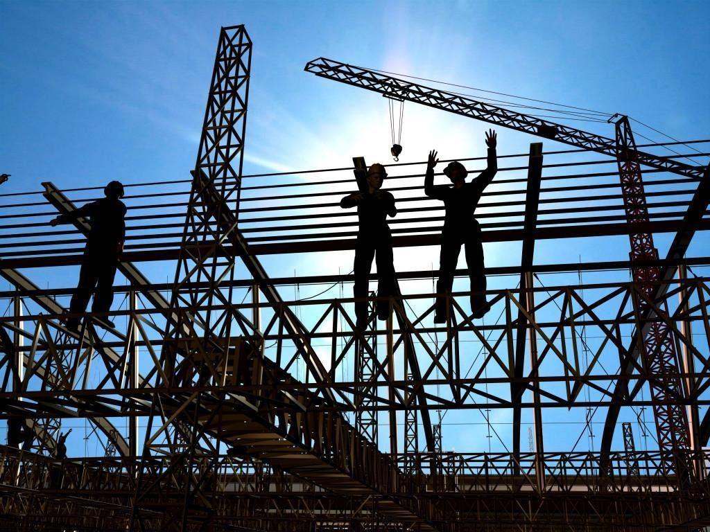 Ngành xây dựng có đặc thù là công việc ngoài trời