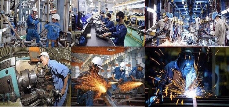 """Xuất khẩu lao động Nhật Bản: Những con số """"biết nói"""" về mức lương khủng của ngành cơ khí"""