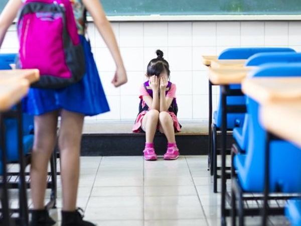 Bạo lực học đường khiến trẻ rất dễ rơi vào trầm cảm