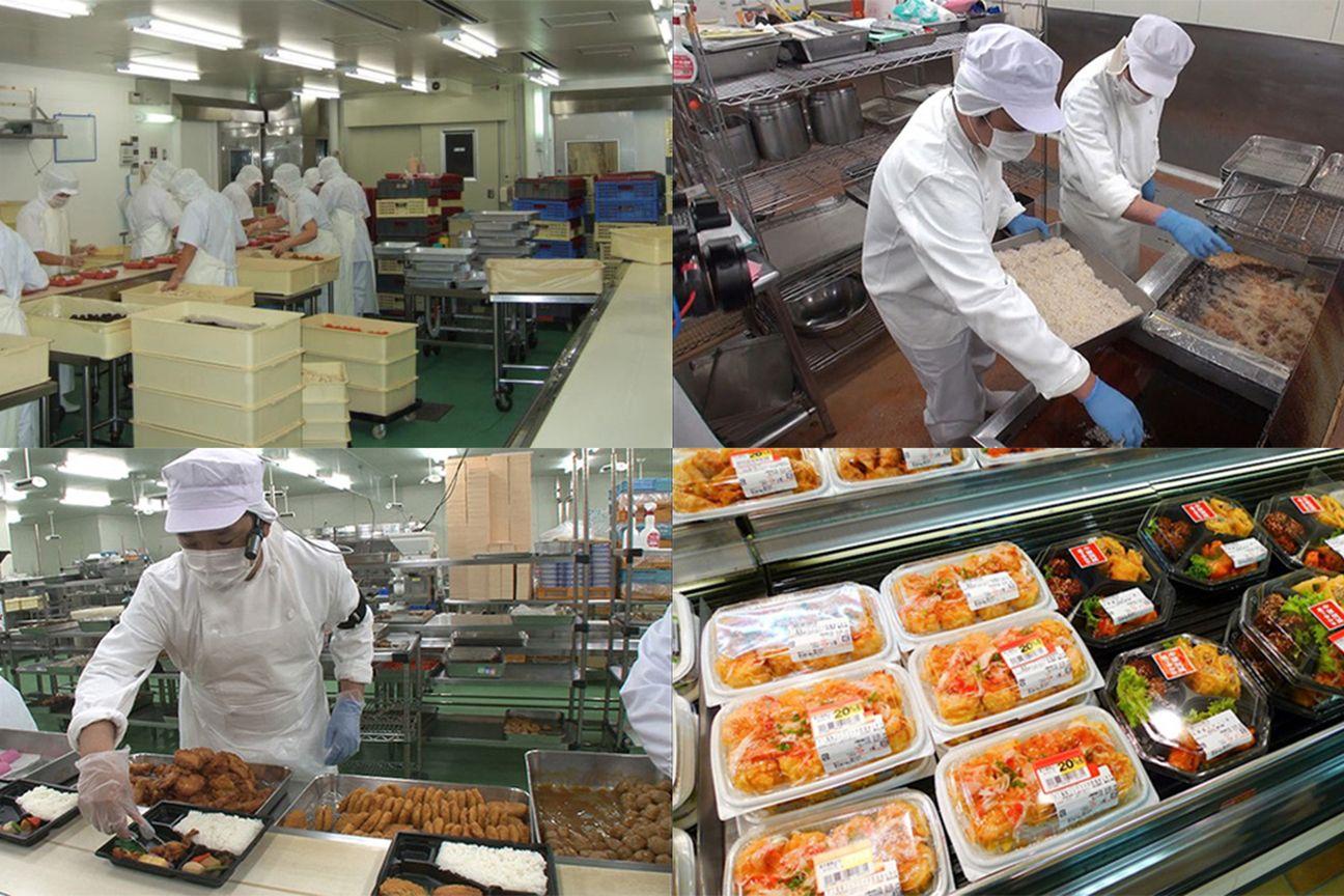 Chế biến thực phẩm, thủy sản là một trong những ngành mũi nhọn tại Nhật