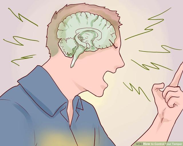 Điều chỉnh cảm xúc về trạng thái cân bằng hạn chế cơn nóng giận( ảnh minh họa)