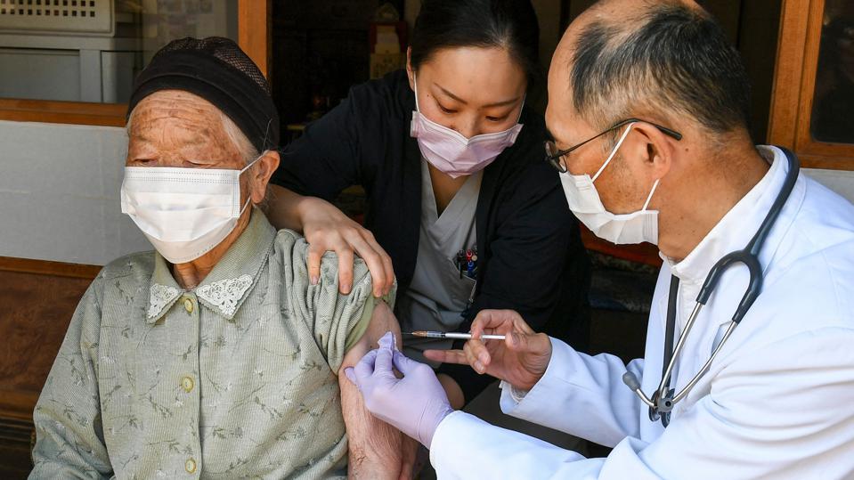 Nhật Bản đang dần kiểm soát được dịch bệnh