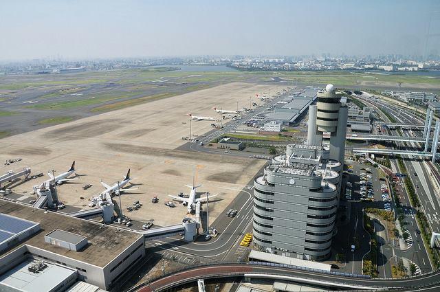 Hình ảnh sân bay quốc tế Haneda