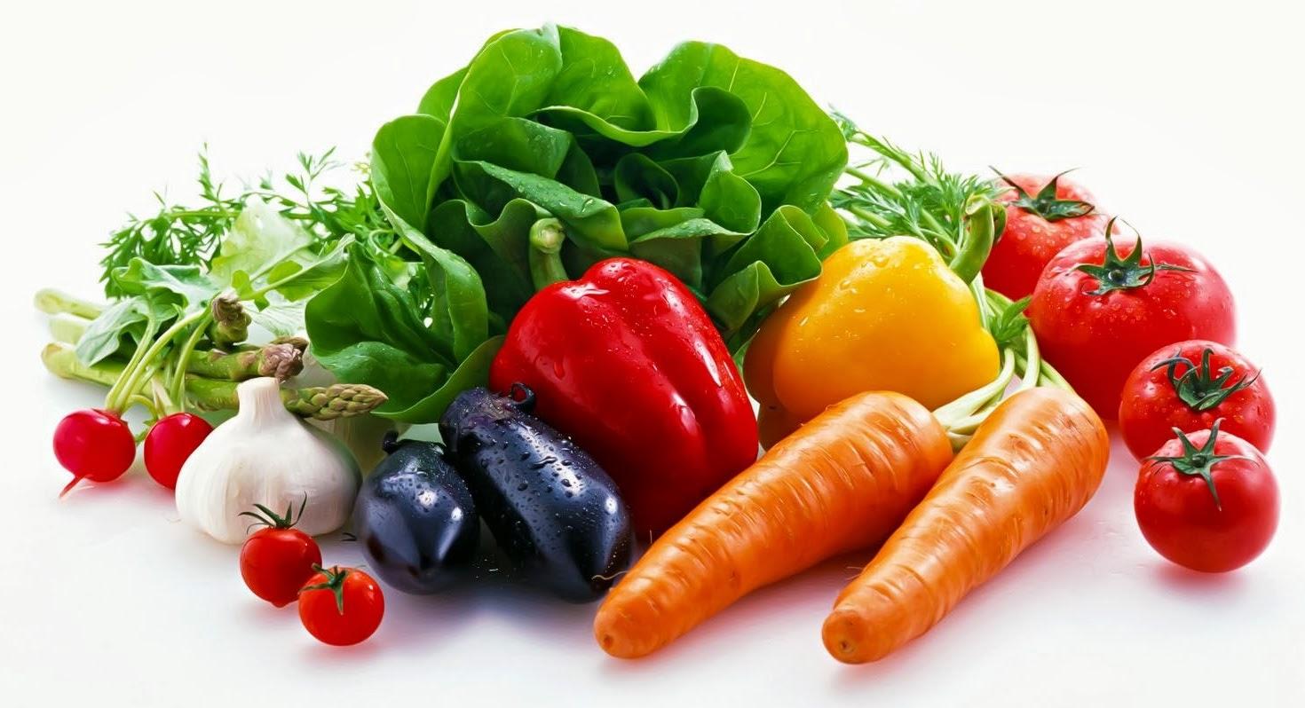 Bổ sung rau quả trong bữa ăn hàng ngày