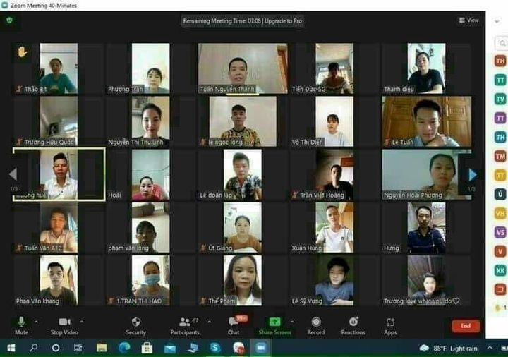 Mẹo phỏng vấn xuất khẩu lao động online tại nhà