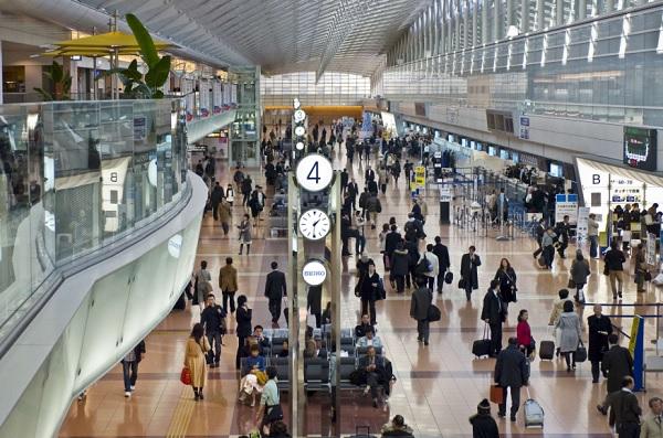 Sân bay quốc tế Tokyo Haneda được xếp hạng an toàn COVID-19 cao nhất